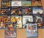 PS2 Sony Playstation 2 Games COMPLETE [PAL]. MAKE YOUR SELECTION - FREE P&P