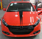 2013-2017 Dodge Dart split Hood stripe decal sticker $19.99 USD