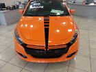 2013-2017 Dodge Dart Strobe Hood stripe decal sticker $ USD
