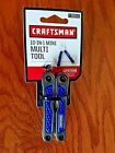 CRAFTSMAN 10-IN-1 MINI MULTI TOOL, MANY COLORS AVAILABLE