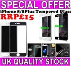 3D FULL SCREEN COVER CARBON FIBRE TEMPERED GLASS PROTECTOR FOR IPHONE 8/8 PLUS