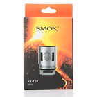 SMOK TFV8 COILS, CLOUD BEAST V8 Q4 X4 T6 T8 T10 Replacement Coil 3pk AUTHENTIC