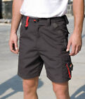 Result Work-Guard Technical Shorts Windproof CARGO Mens Pockets Workwear UNISEX