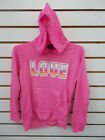 Girls Limited Too $44-$46 Pink, Black, or Gray Lt Wt Thermal Hoodie Size 4-14/16