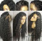 Brazilian Long Full Lace Front Wigs Baby Hair Glueless Lace Heat Resistant Hair