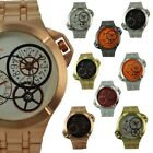 NEW  MENS COOL FASHION METAL BAND WATCH. PERFECT GIFT FOR ALL OCASSION