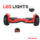 Off-Road Hoverboard Self Balance Scooter UL2272 Certified  Bluetooth Speakers