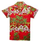 MENS HAWAIIAN SHIRT STAG BEACH HAWAII ALOHA PARTY SUMMER HOLIDAY FANCY S -XXL D2