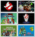 The Real Ghostbusters #2 Fridge Magnet 50mm x 35mm