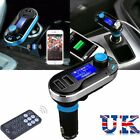 Wireless Car MP3 Player FM Transmitter Radio LCD SD USB Charger Kit