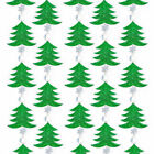 5X Christmas Snowflake Ornament Tree Paillette Bead Curtain Sequin Hanging Decor