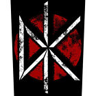 Dead Kennedys Back Patch: Vintage DK Logo OFFICIAL PRODUCT £7.89 & Free P+P UK