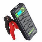 Bolt Power Portable Charger Auto Car Battery Booster Jump Starter Jumper Pack