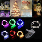 10-30 Led Battery Power Operated Copper Wire Mini Fairy Lights String Xmas Decor