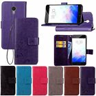 CLOVER CARD STAND MAGNETIC LEATHER CASE FOR SAMSUNG A3 A5 A7 J3 J5 J7 2017 PRIME