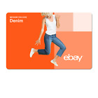 Because You Love Denim for Woman - eBay Digital Gift Card $15 to $200