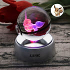 3D Lamp Pokemon Gengar Pokeball Crystal Ball LED Night light 12 Models Gift Toy