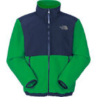 THE NORTH FACE Boys TRIUMPH GREEN Navy Blue DENALI FLEECE JA