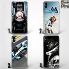 LEWIS HAMILTON F1 CHAMPION THIN UV CASE COVER FOR IPHONE X XS XR