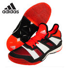 adidas Stabil X Unisex Badminton Shoes Training Red Indoor Sport Racquet BY2521