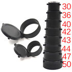 1Pc 30mm-57mm Rifle Scope cover, Quick Flip Spring Up Open Lens Cover Cap