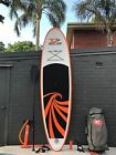 Jetocean 10' Inflatable SUP Surfboard with Paddle and pump