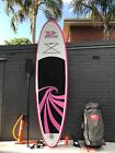 Jetocean Super Strong Double Layer  10' Inflatable SUP Surfboard