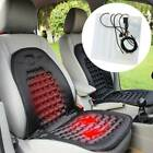 Car Seat Heater Kit Carbon Fiber Universal Heated Cushion Warmer 2 Level 5 Level