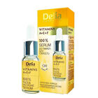 Delia 100% Serum Face Neckline Anti Wrinkle vitamins A+ E+ F Collagen Hyaluronic