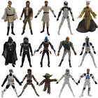 3.75'' Star Wars Action Figure Fighter Pilot Jedi Master Trooper Clone Soldiers $5.29 AUD