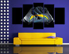 HD Printed Sports Oil Painting Home Wall Decor Art On Canvas San Diego Chargers $18.0 USD on eBay