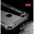 Shockproof Soft Silicone TPU Clear Case Cover Skin For Huawei P10/Honor 8 Lite