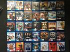 VARIOUS BLU-RAY DVD TITLES AS NEW PAL REGION 4 BULK CHOOSE YOUR TITLE $8.95 AUD