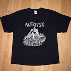 AUTOPSY T-Shirt Entombed carcass napalm death dismember immolation morbid angel