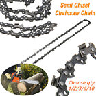 "20"" CHAINSAW CHAIN SEMI CHISEL 0.325"" 0.058"" 76 DL FOR BLUE MAX 8901 8902"
