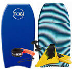 Hot Buttered Epic NRG Boogie Board Package with Fins, Cover, Leash all fitted