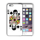 Elvis Presley Singer The King iPhone 4S 5 5S 5c 6S 7 8 X XS Max XR Plus Case n1