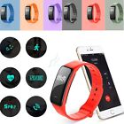 IP67 Waterproof Bluetooth Sport Smartwatch Activity Tracker Heart Rate Monitor