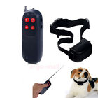 4in1 Remote Pet Control Dog Training trainer Shock & Vibrate Collar Small Big US