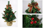 Good Gift Christmas Decoration Tree Merry Christmas Gift Desk Ornament 30cm,50cm