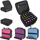 Portable 30 Slots Aromatherapy Essential Oil Carrying Case Travel Bag 5/10/15ml
