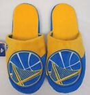 Golden State Warriors Men's Colorblock Slide Slippers by Forever Collectibles on eBay