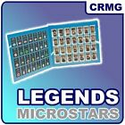 CRMG Corinthian MicroStars LEGENDS JAPAN S10 / SWEDEN BOX SET (like SoccerStarz)