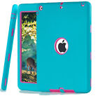 For Apple iPad Slim Best Heavy Duty Shockproof Armor Defender Hard Case Cover