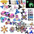 Figet Spinner Fidget Finger Focus Spin Metal Tri ADHD Cube EDC Stress From uk