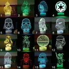 AXAYINC Star Wars Darth Vader Touch Swift 3D LED Night Light Desk Lamp Kids Gift $18.0 USD on eBay