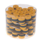 60Pcs/Box Non-slip Sweat Absorb Tennis Squash Badminton Racket Overgrip Grip
