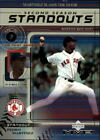 2000 Upper Deck MVP Second Season Standouts MLB #1-10-Your Choice -*COMBINE S/H*