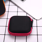 Zippered Hard Stereoplasm Headphone Protection Box Storage Pocket Cellphone