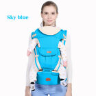 0-36 months front facing infant sling backpack pouch wrap newborn baby carrier